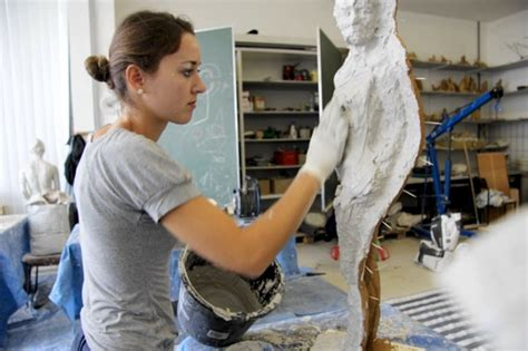 beton skulpturen selbst gemacht beton campus