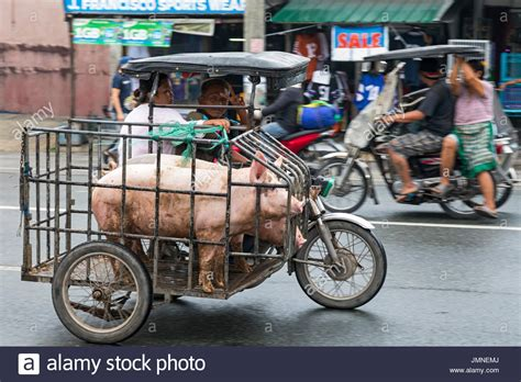 philippines tricycle tricycle motorbike stock photos tricycle motorbike stock