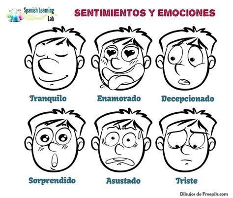 imagenes que inspiran sentimientos c 243 mo expresar sentimientos y emociones en espa 241 ol