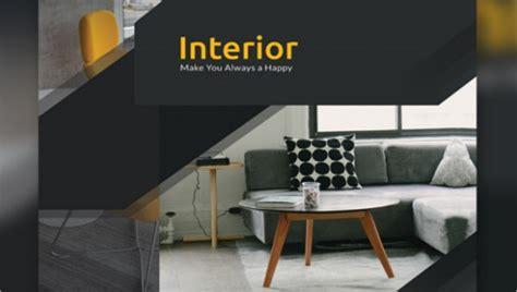 interior design flyer templates word psd ai