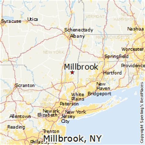 best places to live in millbrook, new york