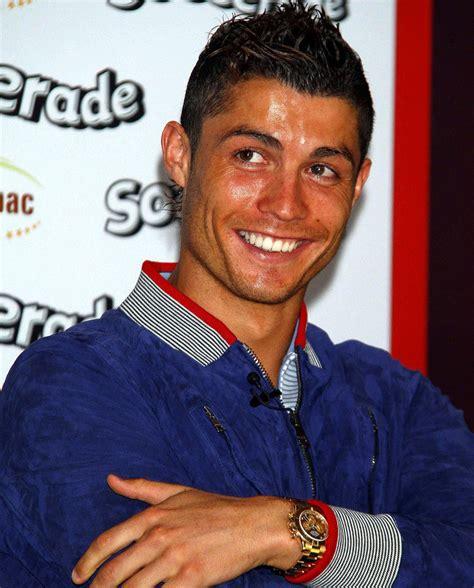 Cristiano Ronaldo's Rolex Daytona   Rubber B