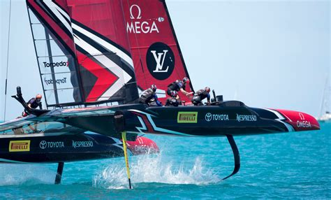 thoughts  emirates team  zealands americas cup victory sail magazine