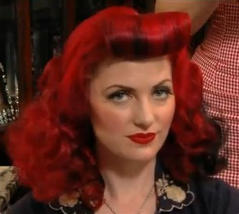 how to poof bangs 1000 images about rockabilly on pinterest