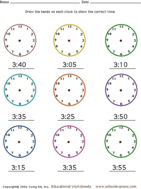 Third Grade Time Worksheets by Elapsed Time Worksheets For Grade 2 Elapsed Time