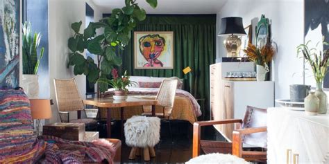 ways  display souvenirs worldly eclectic style