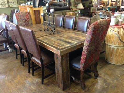 stunning western dining room sets pictures home design