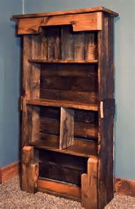 Pallet Bookshelves Wooden Pallet Bookshelf Diy Pallet Furniture Plans
