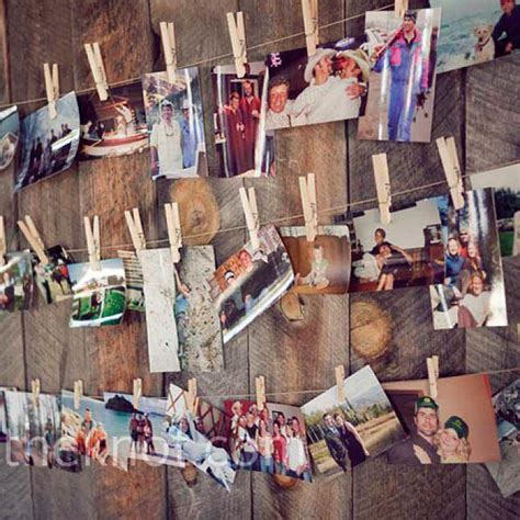 ideas to display photos on wall 50 cool ideas to display family photos on your walls