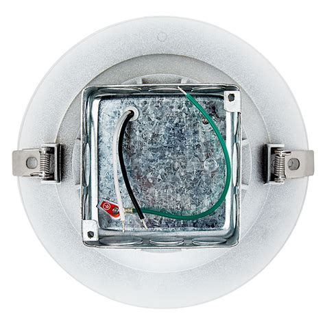 led lights that fit in junction box 8 quot can free led downlights 190 watt equivalent