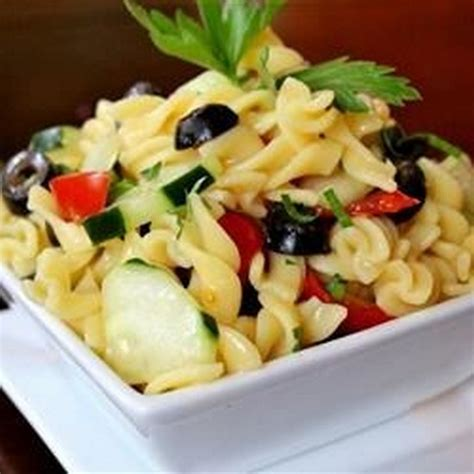 recipe for cold pasta salad diy best pasta salad recipes diy ideas tips