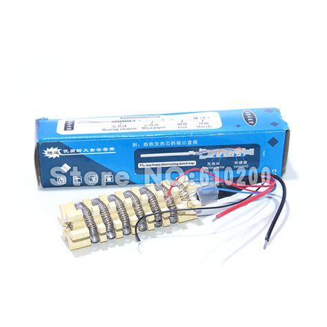 Youyue 8586 Iron Solder Dan Heat Gun Dengan Station 110 220v 700w toptan al箟m yap箟n seramik 箟s箟 tabancas箟 199 in den