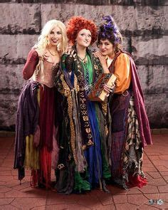sanderson sisters house video how to make sanderson sisters costumes pinterest