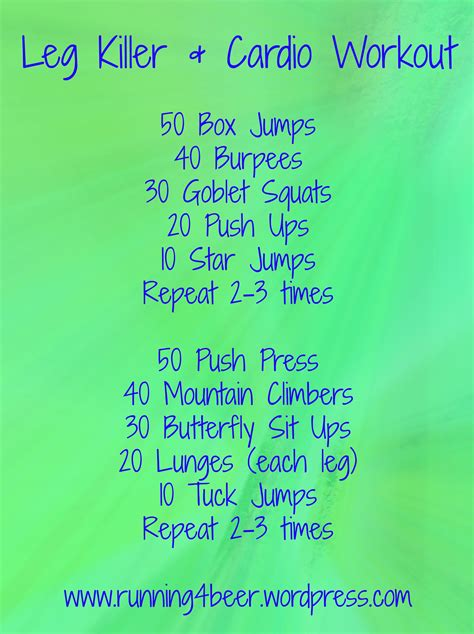 killer cardio workout at home 28 images dramatic