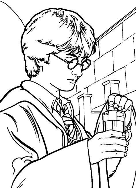 cool harry potter coloring pages harry potter coloring pages 2
