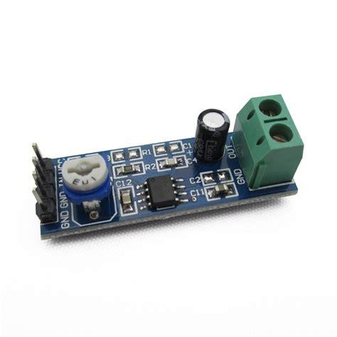 adjustable resistor arduino lm386 audio lifier module board 5v 12v adjustable resistance for arduino ebay
