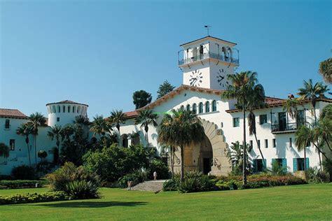santa barbara court house spanish style homes