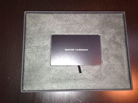 david yurman 500 gift card my stuff market - David Yurman Gift Card