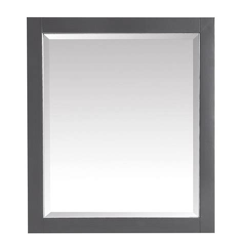 28 inch mirror twilight gray 28 inch mirror avanity wall mirror bathroom