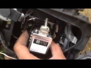 a5 headl change how to replace a headlight bulb on an