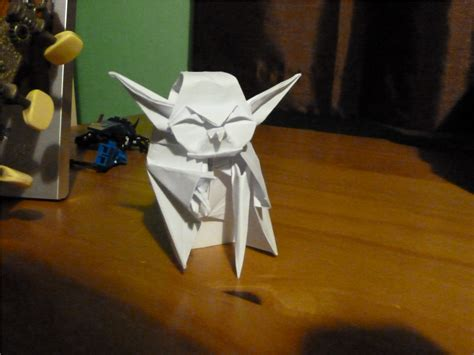 Origami Wars - more wars origami weresloth