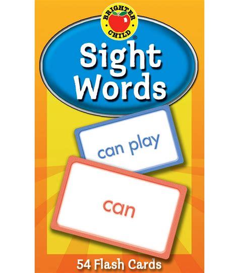 libro sight words flash sight words flash cards grade pk 2