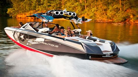 super air nautique g25 wakes for the entire family - How Much Are Nautique Boats