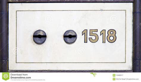 Safety Box Di Bank Mandiri antique safe deposit box royalty free stock photography image 10482017
