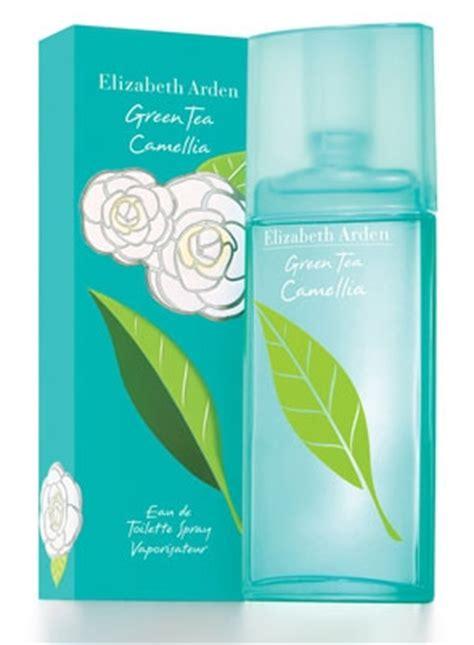 Green Tea Camellia Elizabeth Arden For 100ml Murah Promo elizabeth arden green tea camellia new fragrances