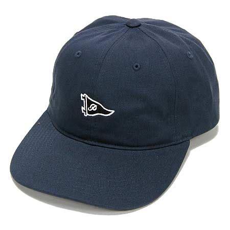 primitive skateboarding pennant back hat in stock at