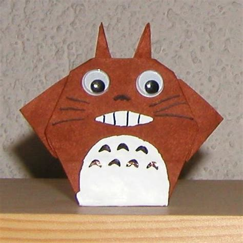 Origami Totoro - totoro origami picture image by tag
