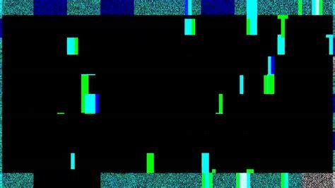 youtube layout glitch beachfront b roll cartridge glitch royalty free hd