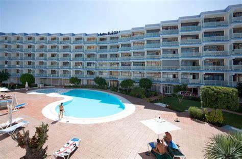 apartamentos europa playa del ingles centraldereservascom