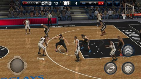 nba live apk nba live mobile apk available to install on android smartphones mobipicker