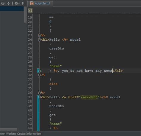 format file intellij javascript intellij idea underscorejs ejs formatter