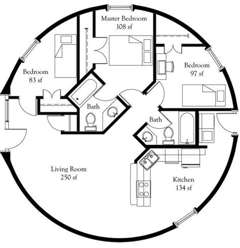 dome house floor plans 34 best rondavels images on pinterest round house floor plans and house blueprints