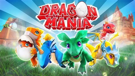 download game dragon mania mod offline games like dragon mania