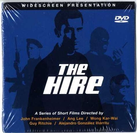 the hire bmw the hire usa bmw promo dvd comic
