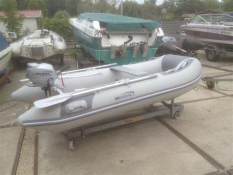rubberboot met 4 pk motor rubber boot met 4 pk 4 takt nimarine advertentie 458663
