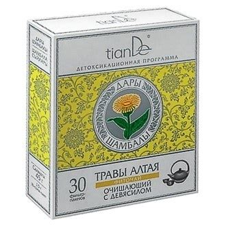 Phyto Cleanse Detox Tea by Phyto Cleansing With Elecane