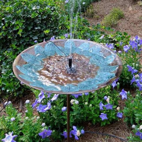 80 best images about splish splash bird baths on pinterest