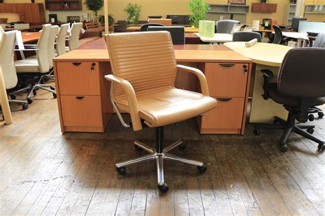 vecta butterscotch leather executive chairs peartree
