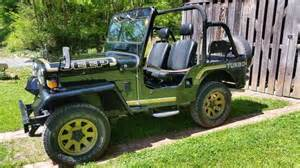Mitsubishi Jeep Diesel 1991 Mitsubishi Jeep J53 Diesel For Sale Yes A Jeep Made