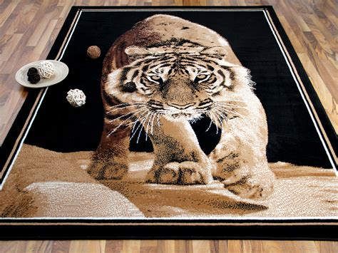 teppiche essen teppich trendline tiger in 4 gr 246 223 en teppiche