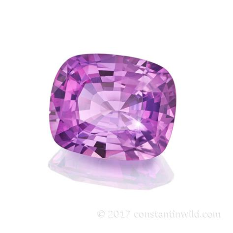Purple Sapphire a purple sapphire brings out the shine constantinwild