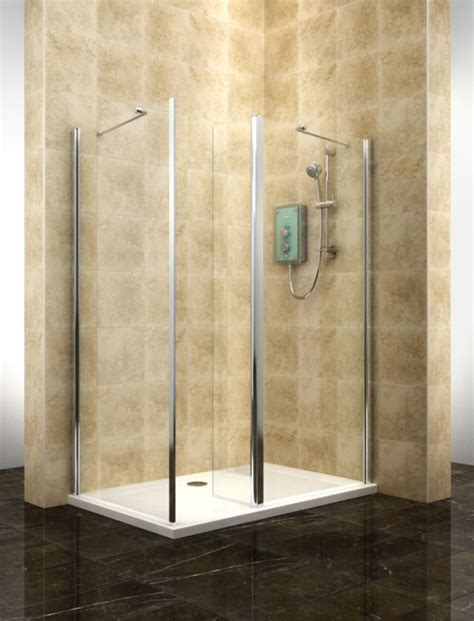 b q bathrooms shower enclosures b q diy catalogue showers from b q diy at mycatalogues com