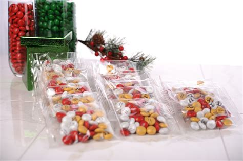 christmas candy party favor ideas festive inspired ideas for your