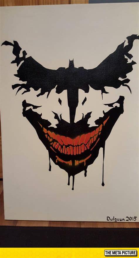 painting batman best 25 batman ideas on batman logo