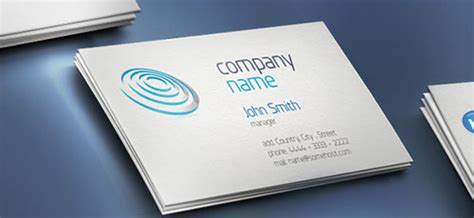 totally free business card templates 50 new and absolutely free business card templates psd