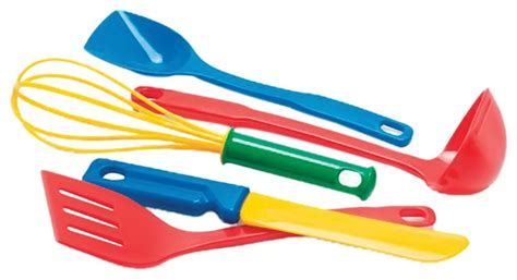 Children S Kitchen Utensils by The Original Company Children Play Kitchen